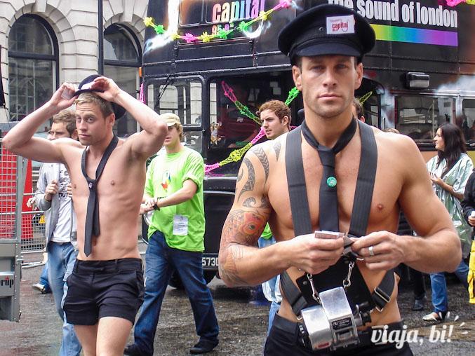 Fiesta Gay en Londres